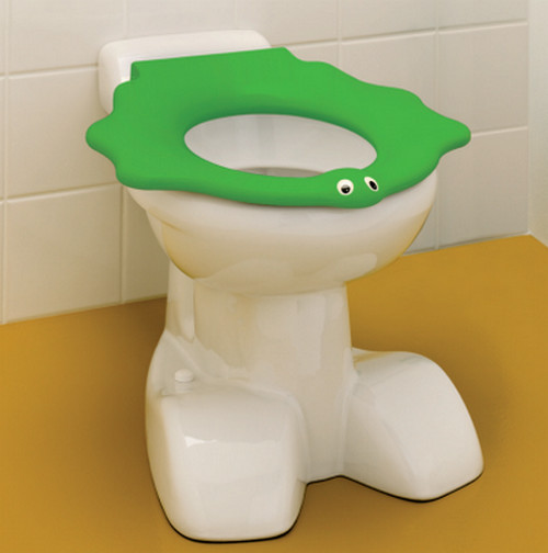 Sphinx 300 Toilet.Sphinx 300 Kids Turtle S8h51112450 Toilet Seat Child Seat Without Lid Green